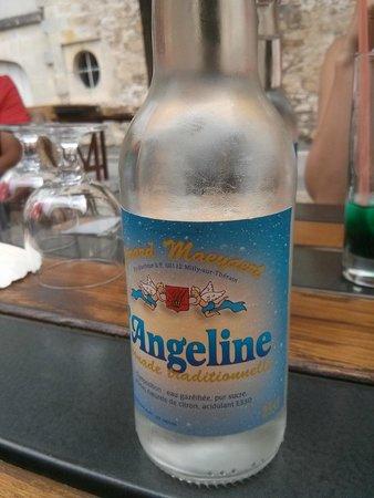 Au Pied de la Tour - Chez Les Filles: limonade artisanale faite en picardie à 2.50€