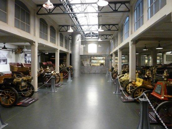 Museo Nazionale dell'Automobile : old cars 1