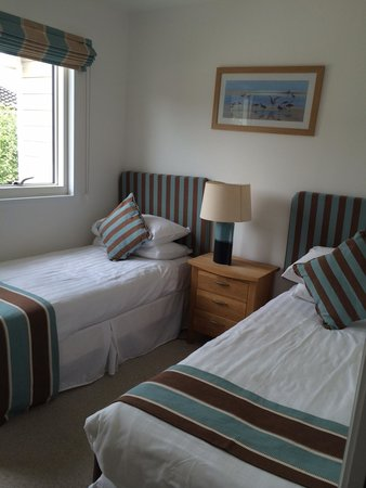 The West Bay Country Club & Spa: The twin room of Plimouth 4