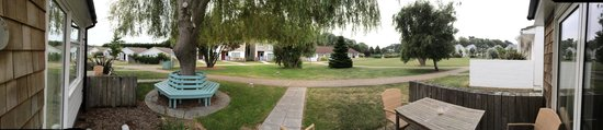 The West Bay Country Club & Spa: Panoramic view from Plimouth 4