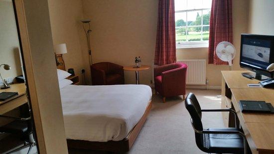 Hilton Avisford Park: Our room