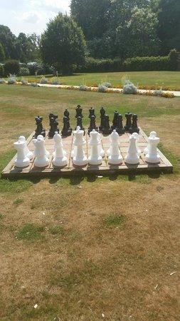 Hilton Avisford Park: Anyone for chess