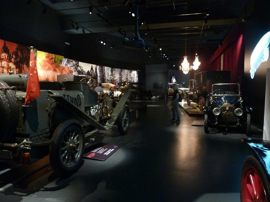 Museo Nazionale dell'Automobile : old cars 2