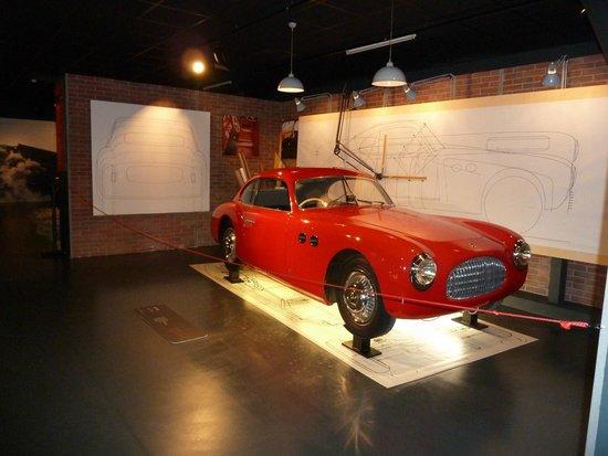 Museo Nazionale dell'Automobile : Cisitalia