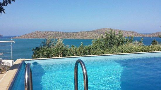 SENTIDO Elounda Blu: The view from 415