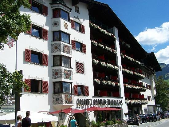 Q! Hotel Maria Theresia: hotel maria theresia