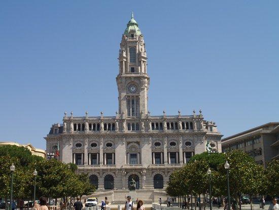 Grande Hotel Do Porto: Porto, Camara Municipal