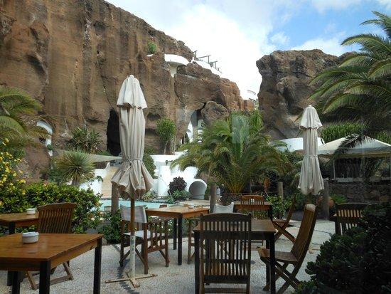 Restaurant Balague : вид из ресторана