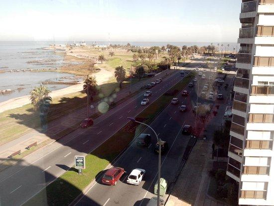Cala di Volpe Boutique Hotel: Vista do quarto de dia