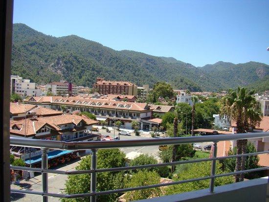 Verde Hotel: Вид с балкона
