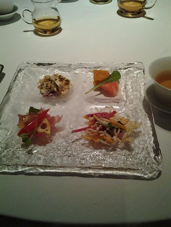 The Tokyo Station Hotel: 前菜