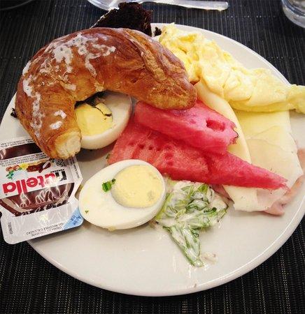 Smart Hotel: Breakfast