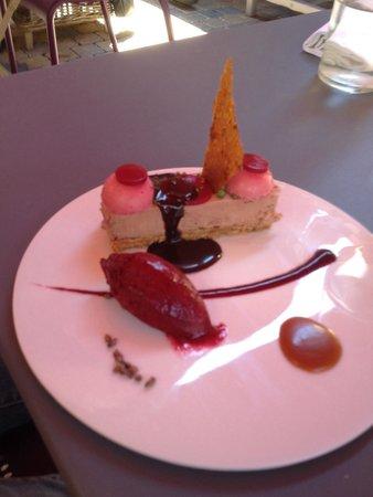 La Maison de Petit Pierre : Dessert du jour
