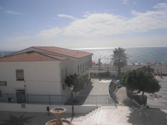 Hotel Cabello: View from 122 Room