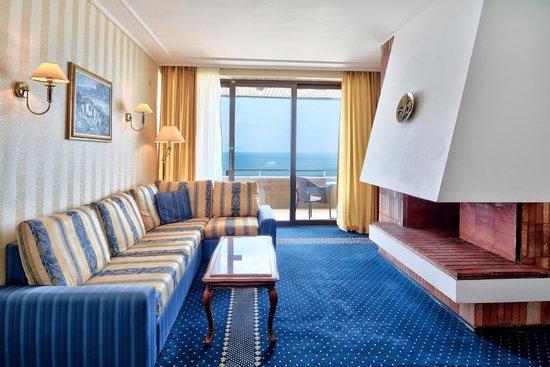 Hotel Imperial: Maisonette Imperial living room