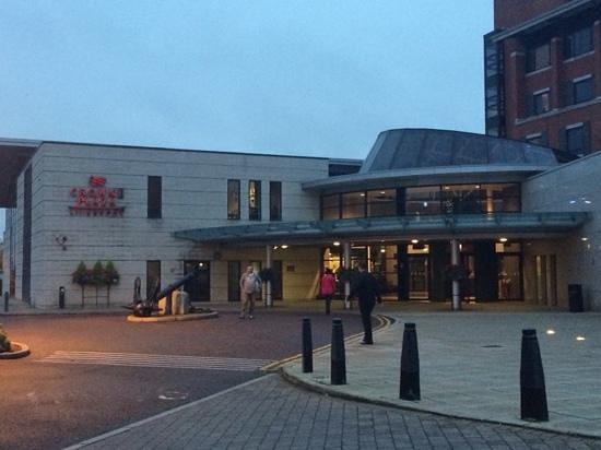 Crowne Plaza  Liverpool City Centre: l'hotel