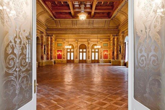 Hotel Schweizerhof Luzern: Zeugheer Saal