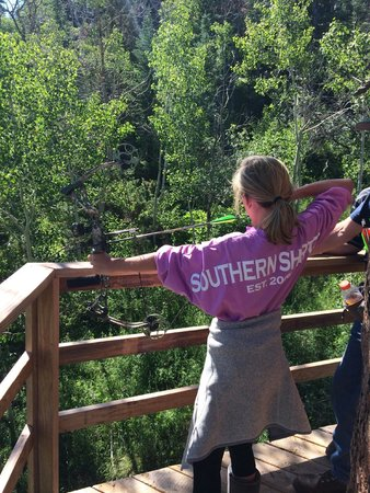 The Lodge and Spa at Brush Creek Ranch: Archery