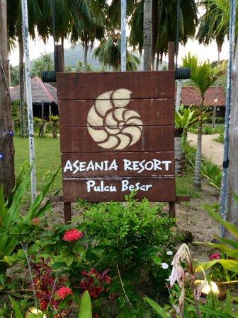 Aseania Resort Pulau Besar : Aseania Resort