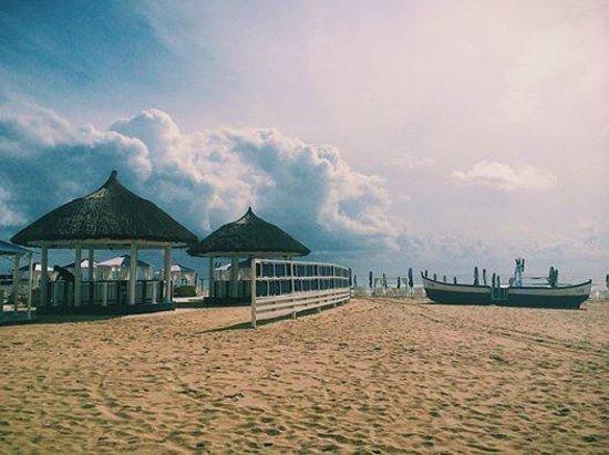 Vega Hotel: пляж отеля