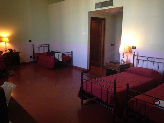Domus Sessoriana Hotel : rum 104