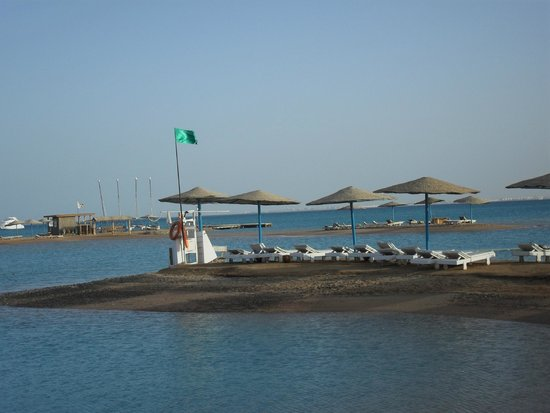 Labranda Club Paradisio Hotel El Gouna : Strand Meerseite