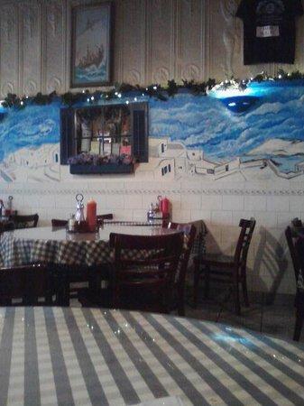 Golden Fleece Restaurant: Interior