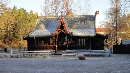 The Norwegian Museum of Cultural History: Cafe