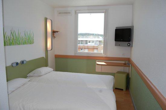 Ibis Budget Marseille Vitrolles : Chambre double