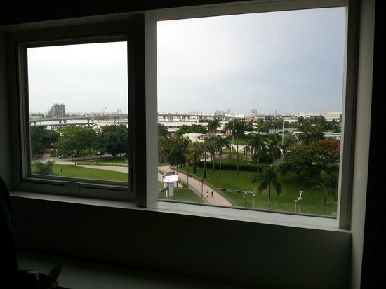 YVE Hotel Miami: view