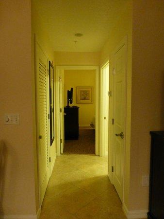 Sheraton Vistana Resort - Lake Buena Vista: pasillo de habitaciones