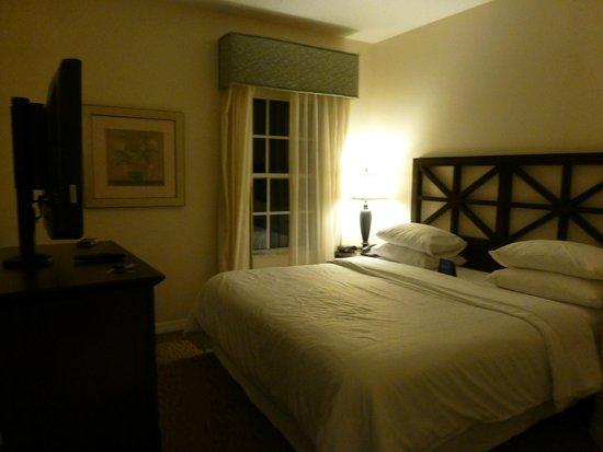 Sheraton Vistana Resort Villas- Lake Buena Vista : habitación principal