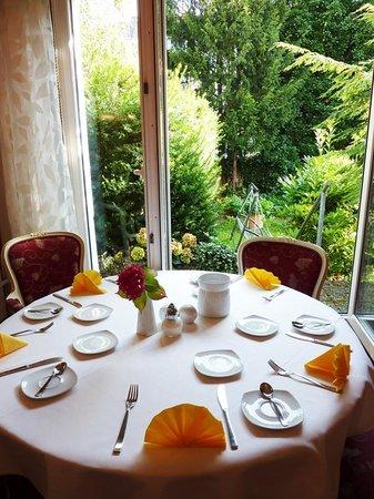 Brenner Hotel : desayuno