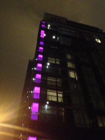 Royalton Park Avenue: ingang