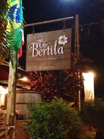 Vo Bertila Pizza & Pasta : Vó Bertila