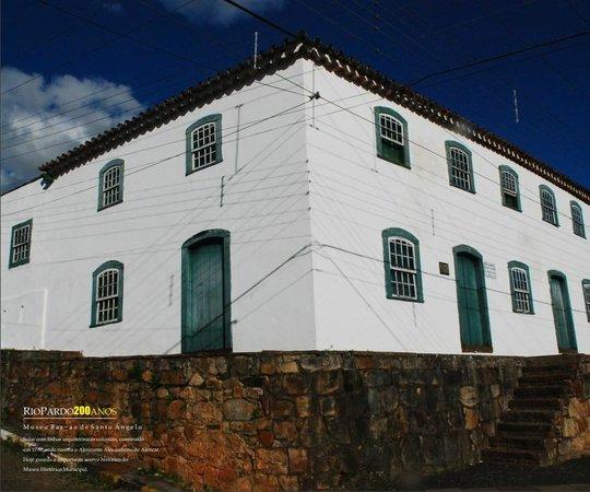 Barao de Santo angelo Historic Municipal Museum