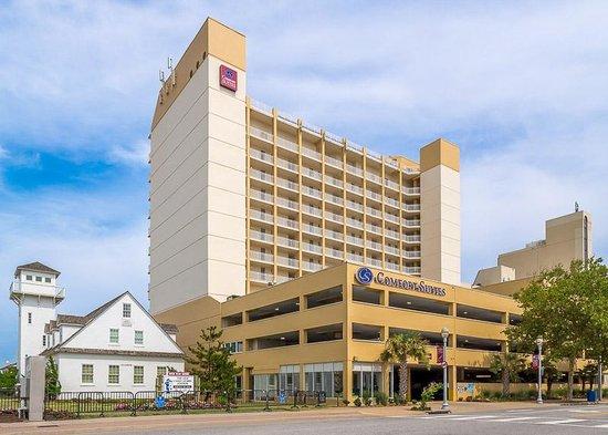 comfort suites beachfront from 118 updated hotel reviews virginia beach tripadvisor - Virginia Beach Suites Oceanfront 2 Bedroom