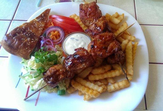 Antalya Kebab: kebab