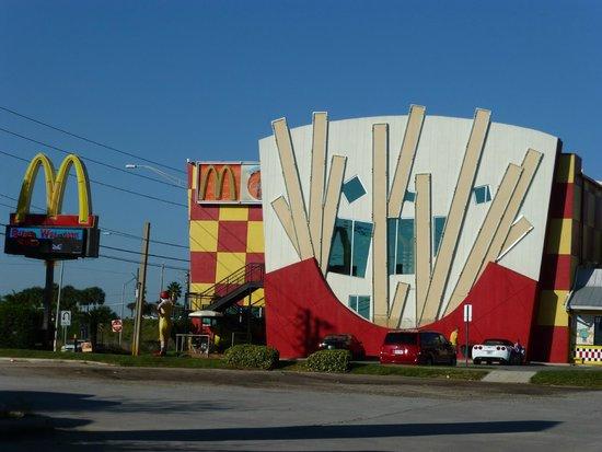 International Drive: restaurantes