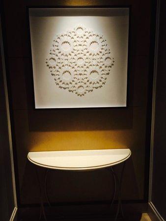 Waldorf Astoria Ras Al Khaimah: Reception hall
