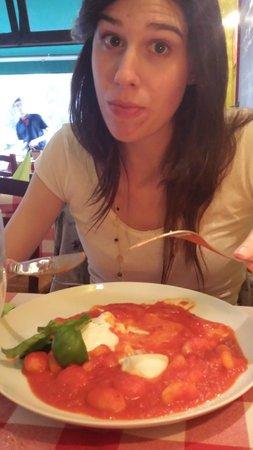 Peperoncino: buon appetito... il mio piatto era molto meglio ma l'ho finito prima di fare la foto...