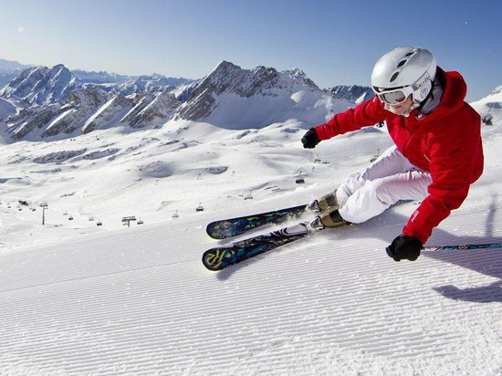 Sport & Wellness Hotel Post: Samnaun im Winter