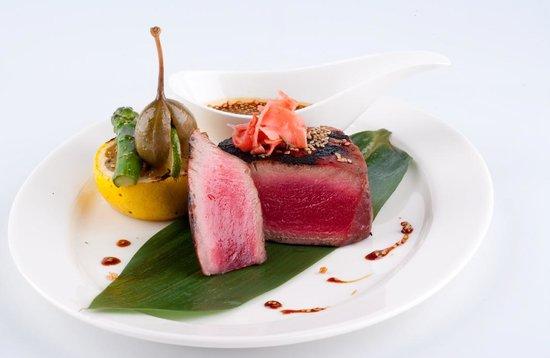 Chicago Prime Steakhouse : Cтейк филе миньон из красного тунца
