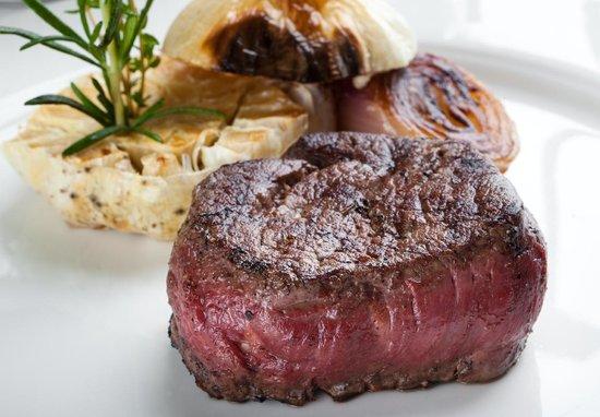 Chicago Prime Steakhouse : Филе миньон