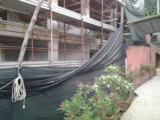 Agriturismo Cerrolungo: building site