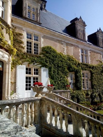 Château de La Côte : Прекрасный фон для фотосессии