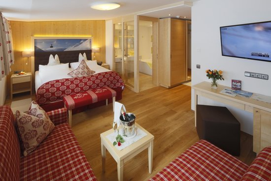 Hotel Arlberghaus: Doppelzimmer De Luxe