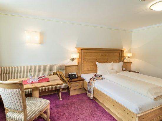 Sport & Wellness Hotel Post: Doppelzimmer Edelweiss