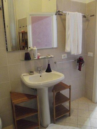 Casa di Silvia Bed&Breakfast : bagno