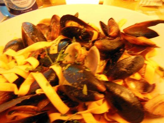 La Bottega Del Vino: und hier mein Essen